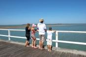 hervey-bay;hervey-bay-jetty;hervey-bay-pier;great-sandy-marine-park;people-on-hervey-bay-pier