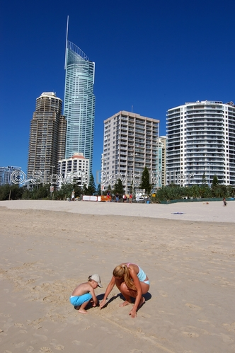 surfers paradise;surfers paradise beach;gold coast;queensland's gold coast;surf life saving;gold coast beach