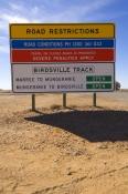 birdsville-track;maree;outback-track;road-open-sign;road-closure-sign;birdsville;mungeranie;mungeran