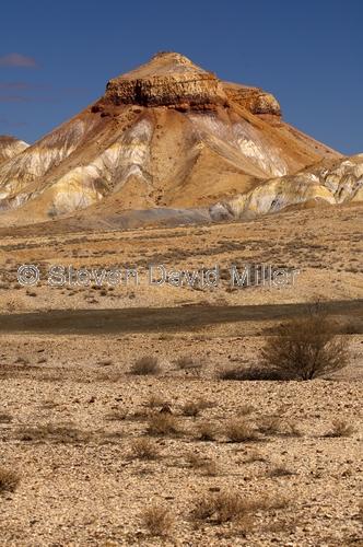 painted desert;pedrika desert;arckaringa;oodnadatta track;outback south australia;painted desert australia