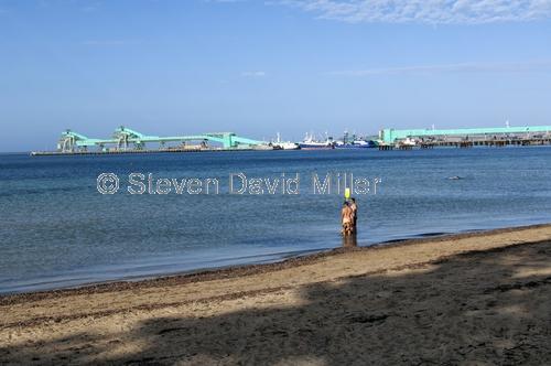 Port Lincoln;Boston Bay beach;Brennens Jetty;grain loading facility;eyre peninsula;grain facility;port lincoln commerce