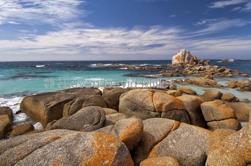 mount william national park;granite coastline;purdon bay;mt william national park;tasmanian national park;tassie;tasmania;australian national park;granite coastline;tasmania coastline