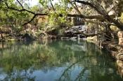 galvins-gorge;kimberley;gibb-river-road;sandstone-gorge;far-north-western-australia;billabong