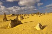 the-pinnacles;sandstone-pinnacles;nambung-national-park;western-australia-national-park;eroded-sands