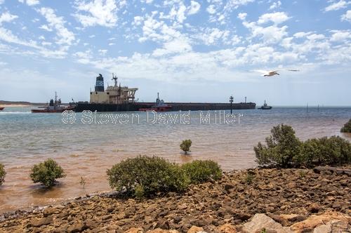 port headland;the pilbarra;freighter