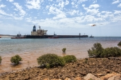 port-headland;the-pilbarra;freighter