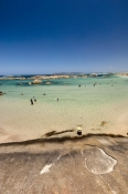 greens-pool;william-bay-national-park;green-water;clear-water;playing-on-the-beach;western-australia