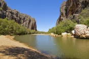 windjana-gorge-national-park;devonian-coral-reef;limestone-cliffs;the-kimberley;western-australia-na