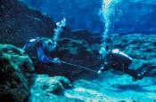 ginnie-springs;divers-at-ginnie-springs;ginnie-springs-cave-divers;devil-spring-system-divers;divers